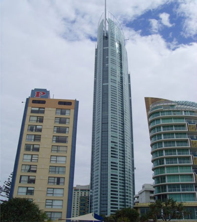Q1 - The Tallest Residential Tower in the World