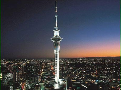 Sky Tower & Skycity
